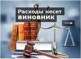 Ведение дела в суде. Возмещение ущерба после залива